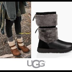 UGG Australia Reykir Waterproof Boots